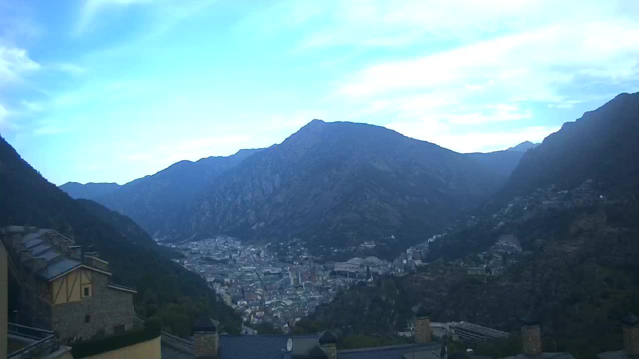 webcam Andorre-la-Vieille