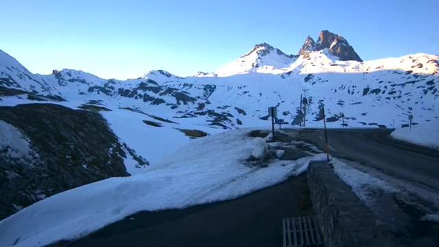 webcam Col de Pourtalet