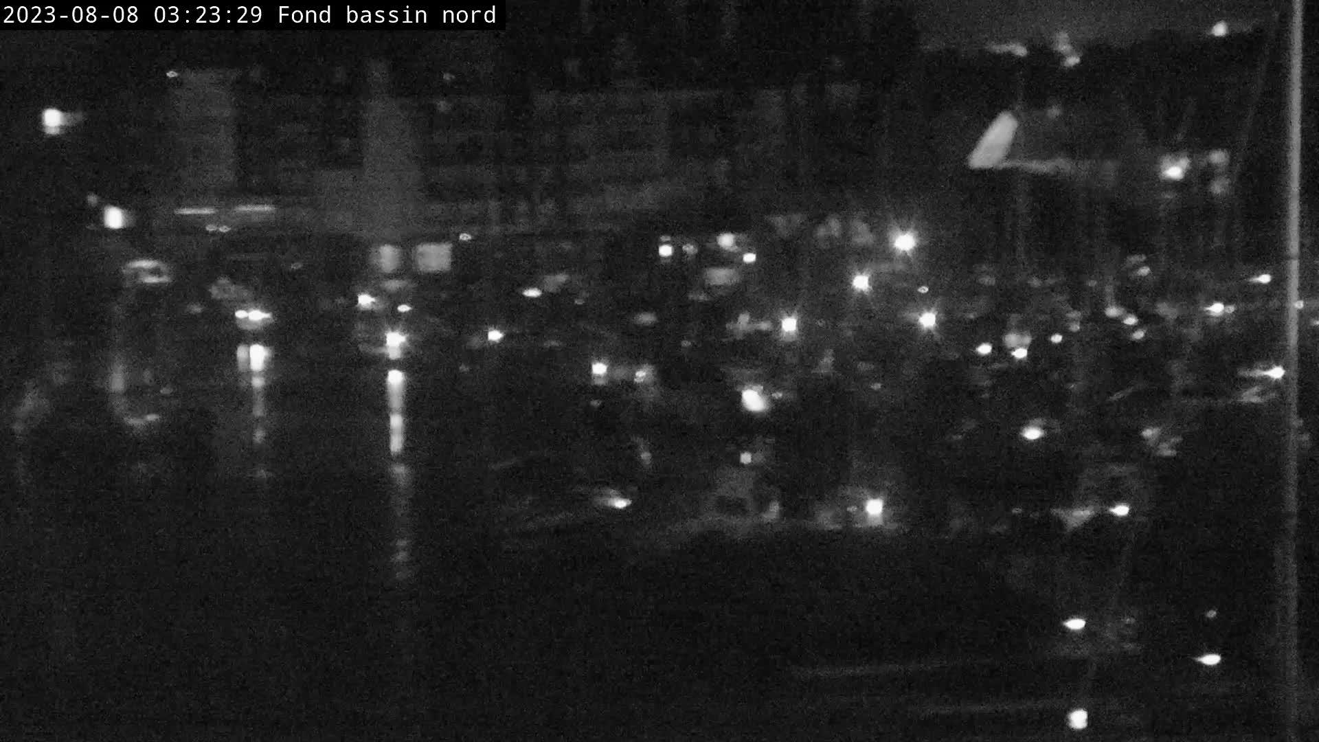 webcam Dives-sur-Mer - Le Port